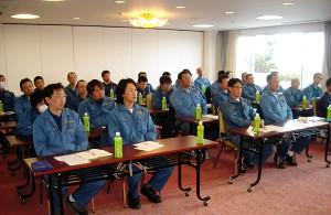 平成24年水戸営業所安全会議