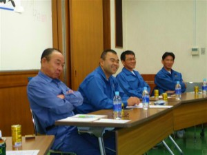 平成26年3月9日安全会議