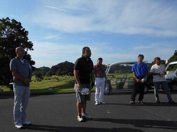 ゴルフコンペを開催いたしました